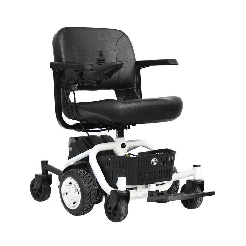 Travelux Quest Midwheel Powerchair
