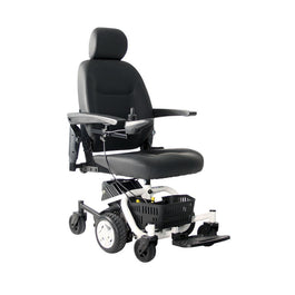 Travelux Quest Midwheel Powerchair | Spring Chicken