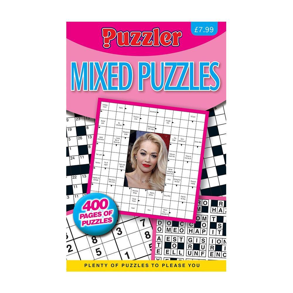 Puzzler - Mixed Puzzles