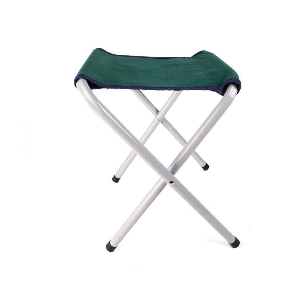 Green Folding Outdoor Seat