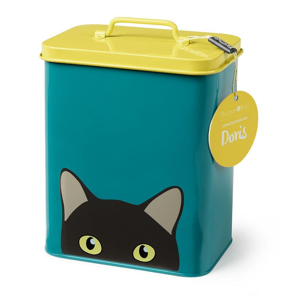 Cat treat Tin