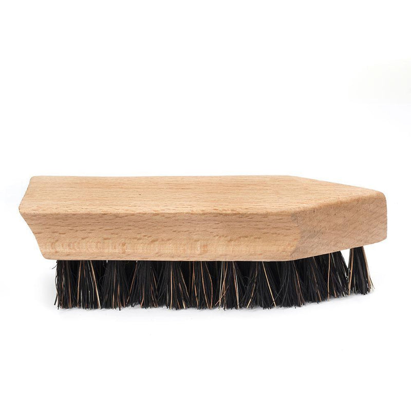 Kit of 5 Beechwood Shoe Cleaning Brushes