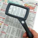SureGrip™ Hand to Stand Magnifier