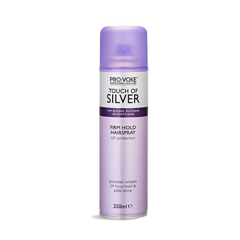 Touch of Silver Firm Hold Hairspray