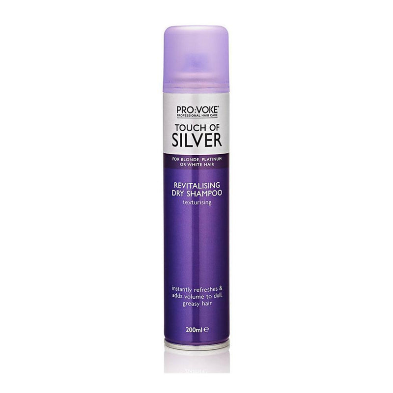 Touch of Silver Revitalising Dry Shampoo