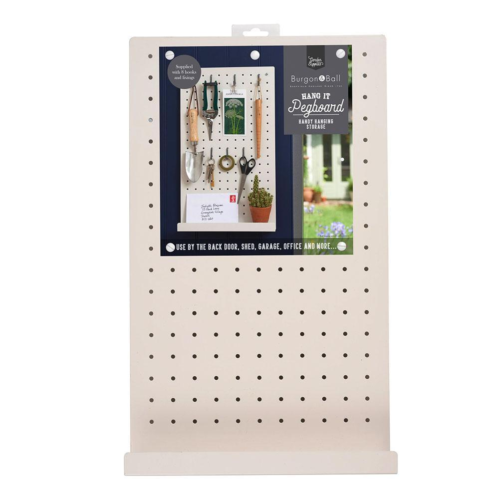 Metal Peg Board Organiser | Spring Chicken