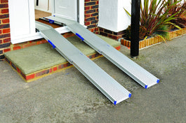 Ultralight-Combi Folding and Telescopic Channel Ramps