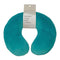 Supersoft velour luxury firm memory foam neck support cushion