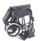 Breezy Moonlite Attendant Controlled Wheelchair