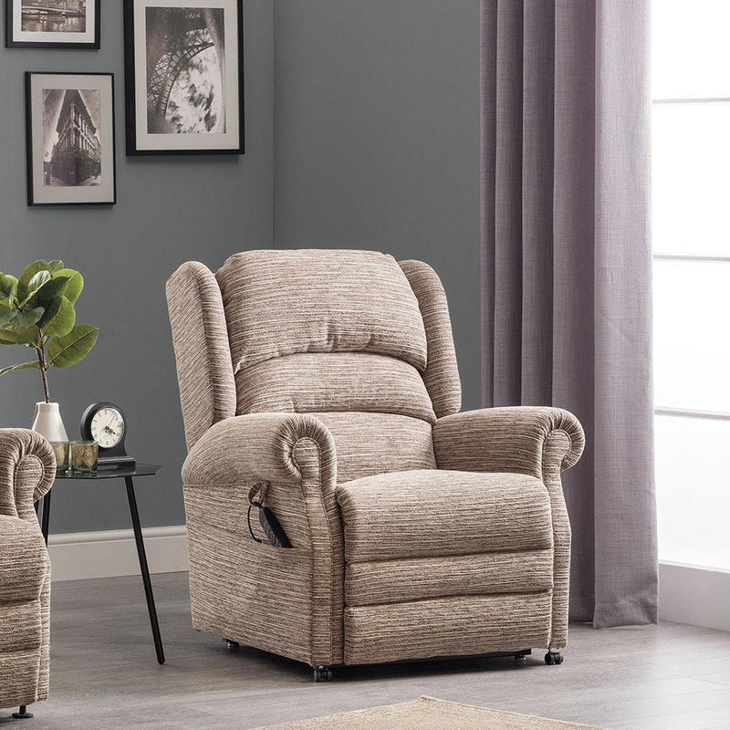 Spring Chicken Oxford Riser Recliner Chair