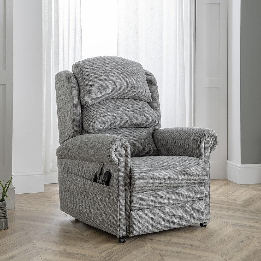 Spring Chicken Oxford Riser Recliner Chair | Spring Chicken