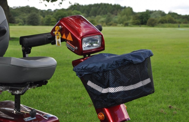 Mobility Scooter Basket Liner and Cover - VAT Relief