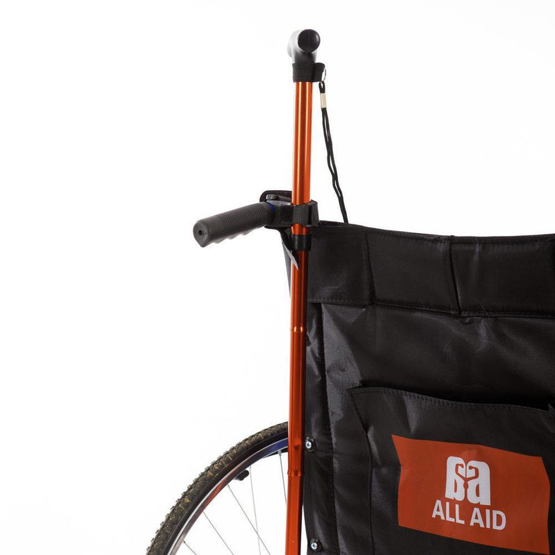 Wheelchair - walking stick holder (Grip)