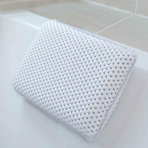 Waterproof & Comfy Soft Bath Pillow | Spring Chicken