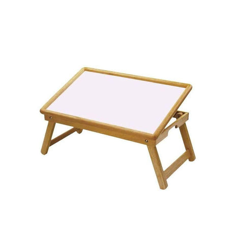 Adjustable Wooden Bed Tray
