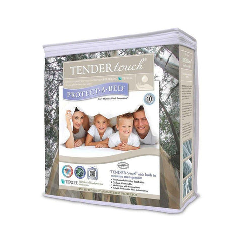 PAB Tender Touch Mattress Protector
