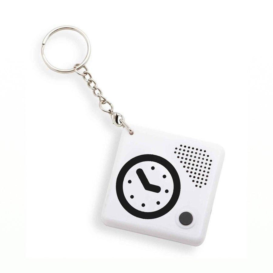 Talking Keychain Pocket Clock | Spring Chicken