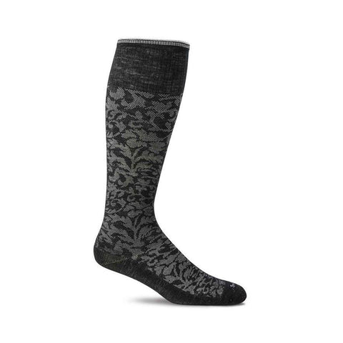 Damask Graduated Compression Socks