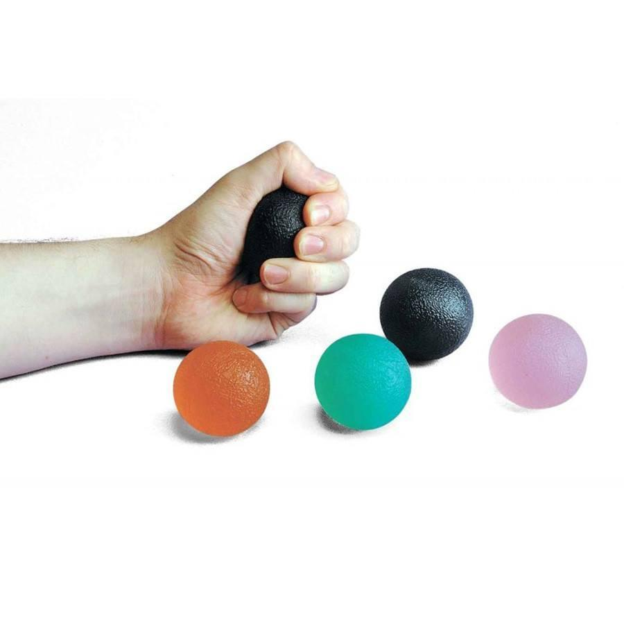 Gel Ball Hand Exercisers - Set of 5