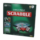 Large Print Scrabble | Spring Chicken