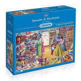 Buttons and Beads 500pc XL puzzle