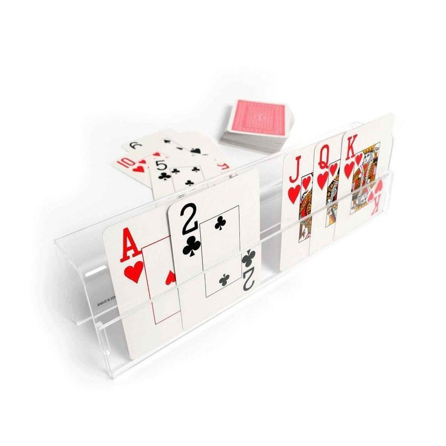 Plastic Playing Card Holder