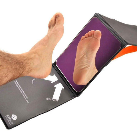 Diabetes Foot Inspection Mirror