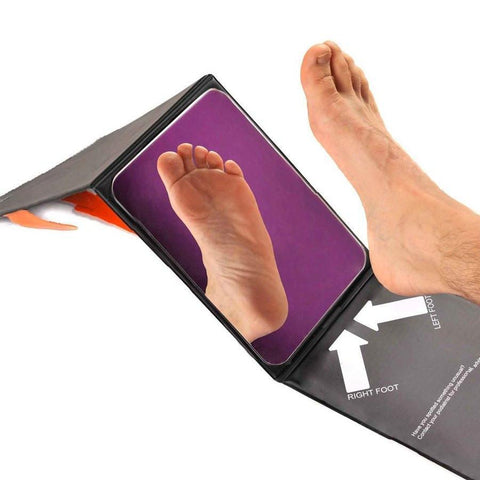 Solesee Unique Foot Inspection Mirror