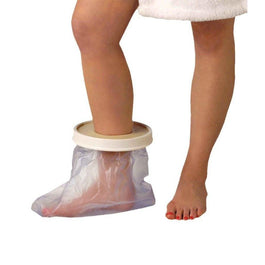 Ankle Cast and Bandage Protector