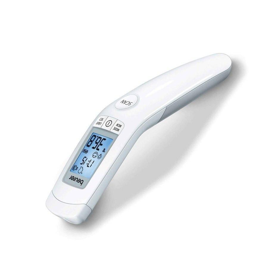 Contactless clinical thermometer