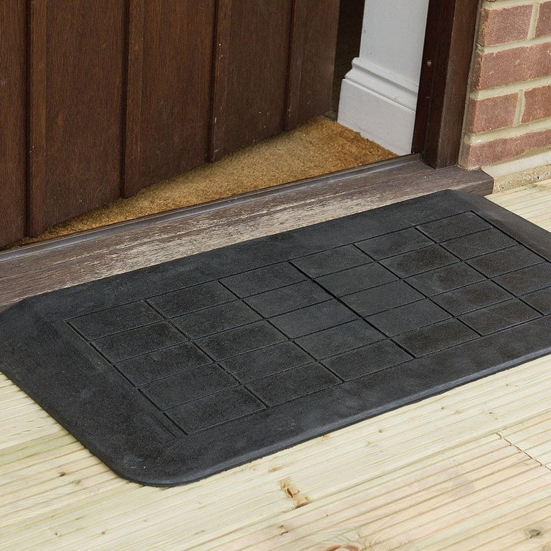 Doorline Neatedge90 rubber threshold ramps
