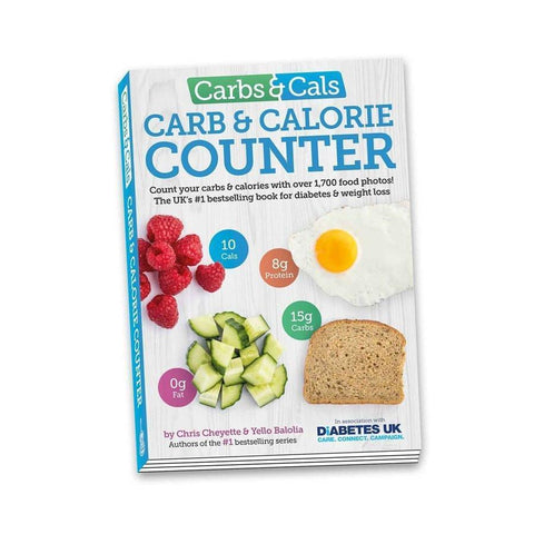 Carbs and Cals 6th Edition | Spring Chicken