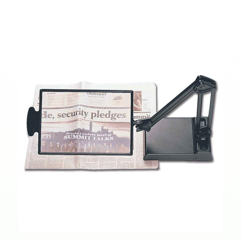 Weighted Table Magnifier