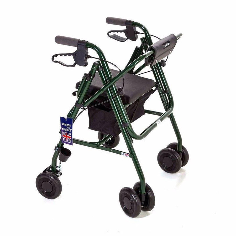 Glider Plus Adjustable Walking Frame
