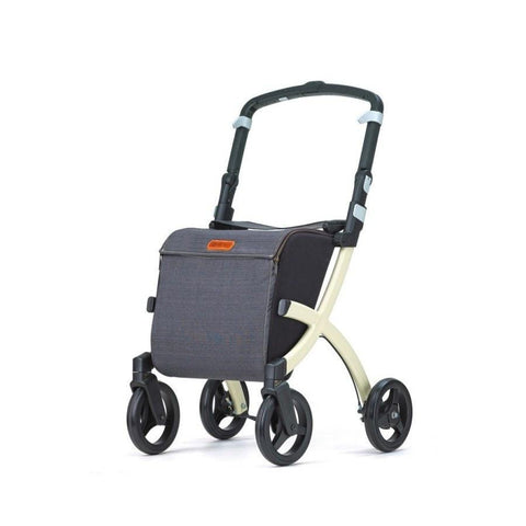 Rollz Flex Shopper Rollator | Spring Chicken