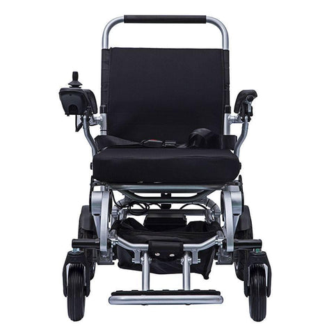 A08 Freedom Electric Folding Wheelchair
