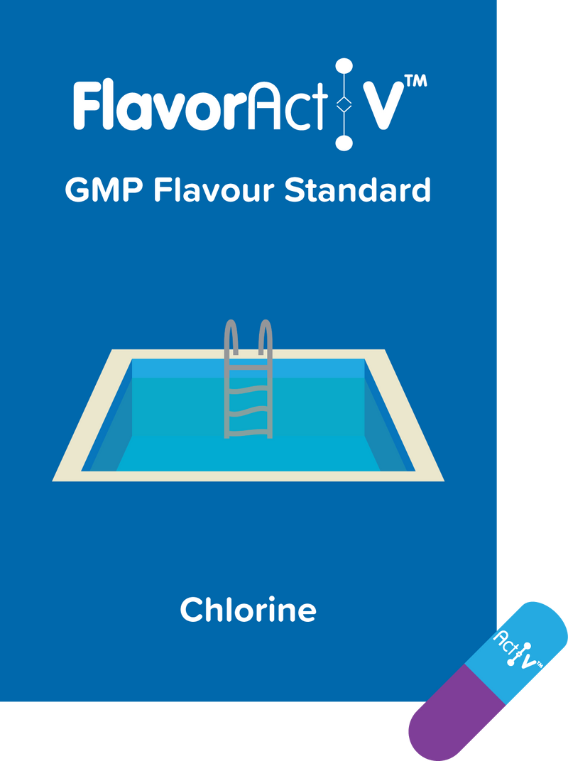 Chlorine (Chloramine t) Flavour Standard