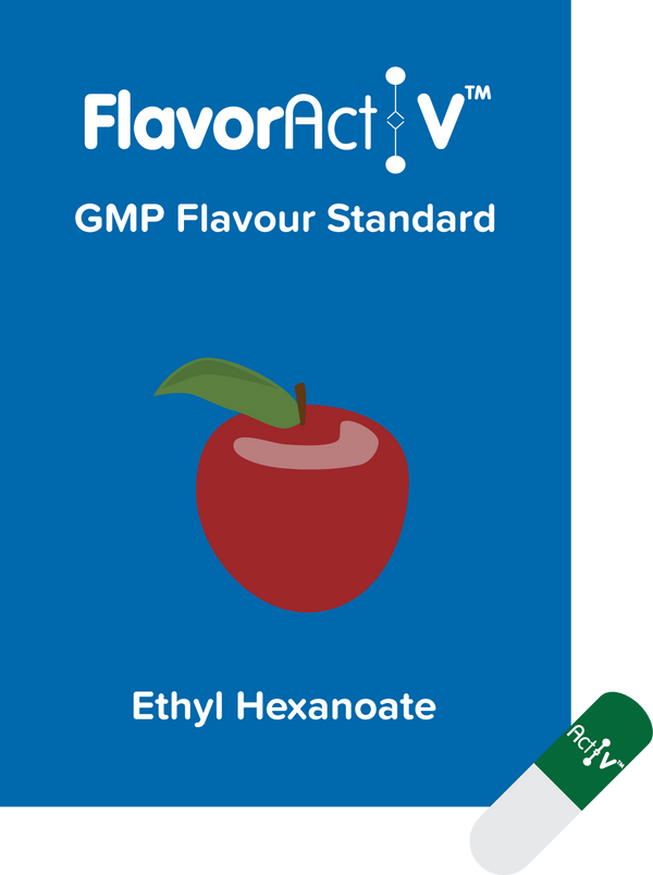Ethyl Hexanoate (Apple) Flavour Standard