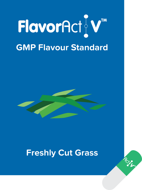 Freshly Cut Grass (cis-3-hexenol) Flavour Standard (Preorder Only)