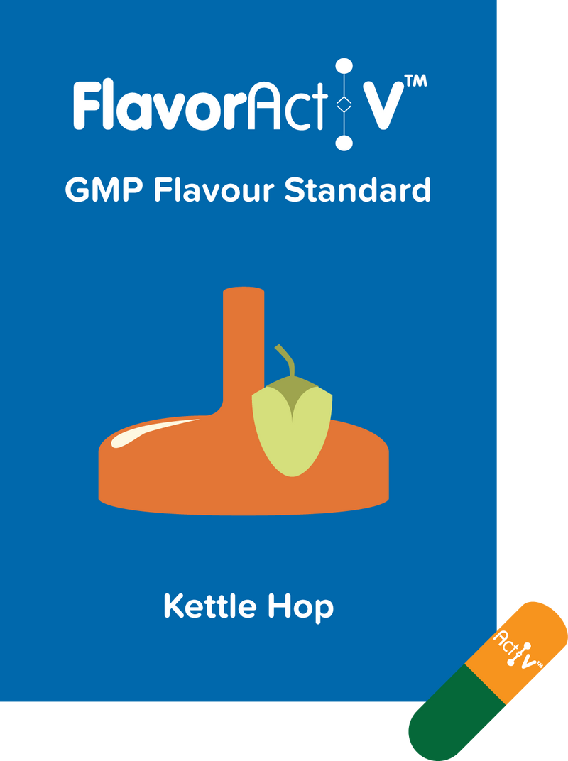 Kettle Hop (spicy hop essential oils) Flavour Standard