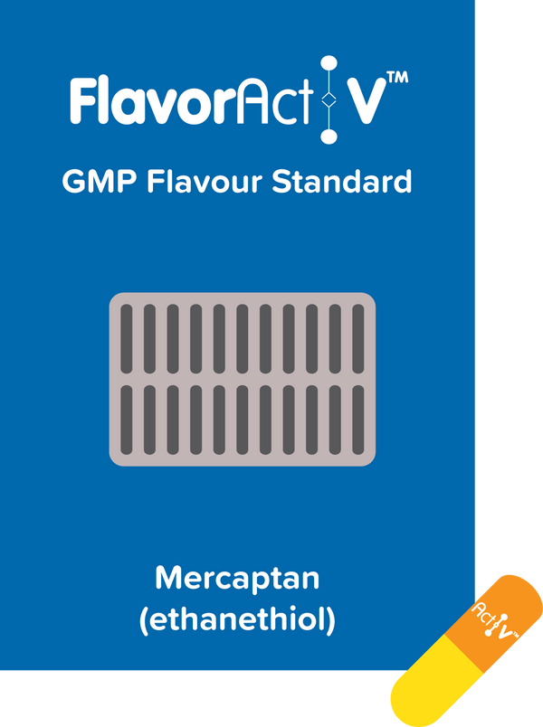 Mercaptan (ethanethiol) Flavour Standards