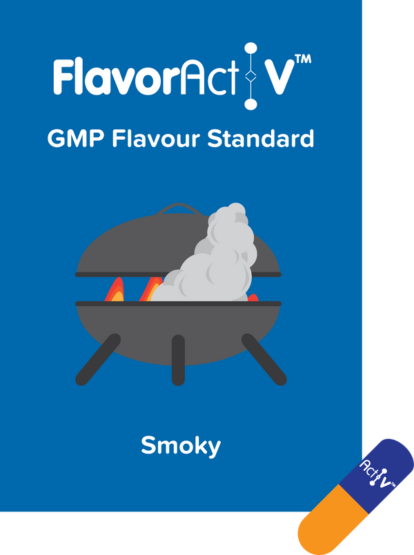Smoky (guaiacol) Flavour Standard