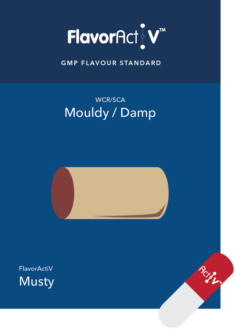 Mouldy / Damp Coffee Flavour Standard