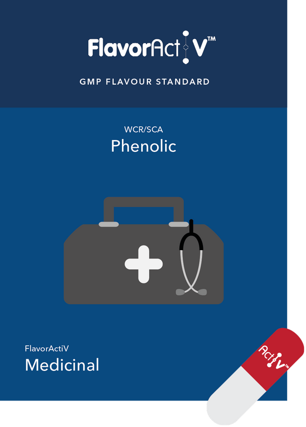 Phenolic (2 methy phenol) Coffee Flavour Standard