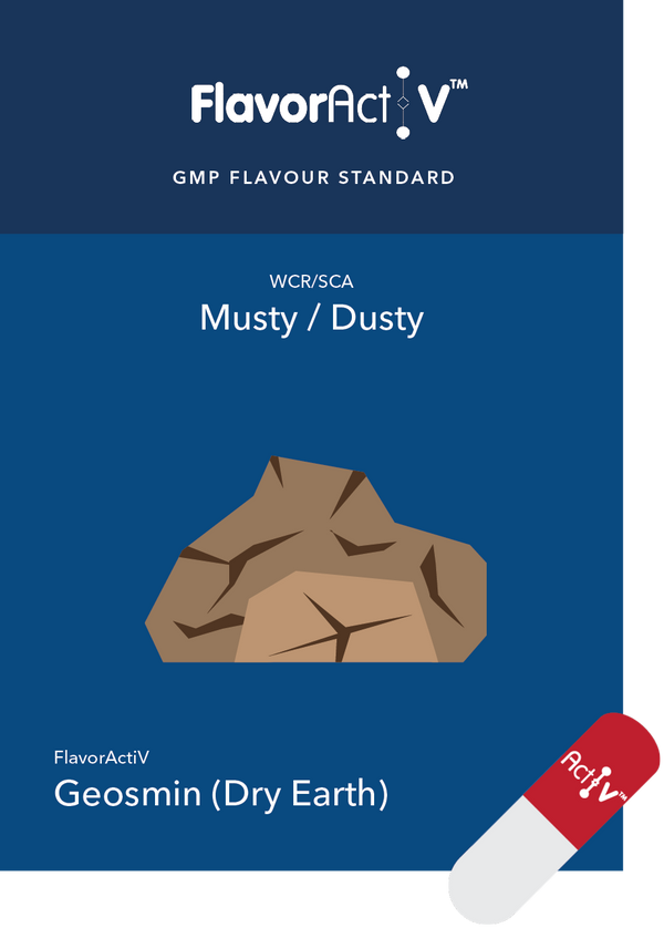 Musty/Dusty Coffee Flavour Standard