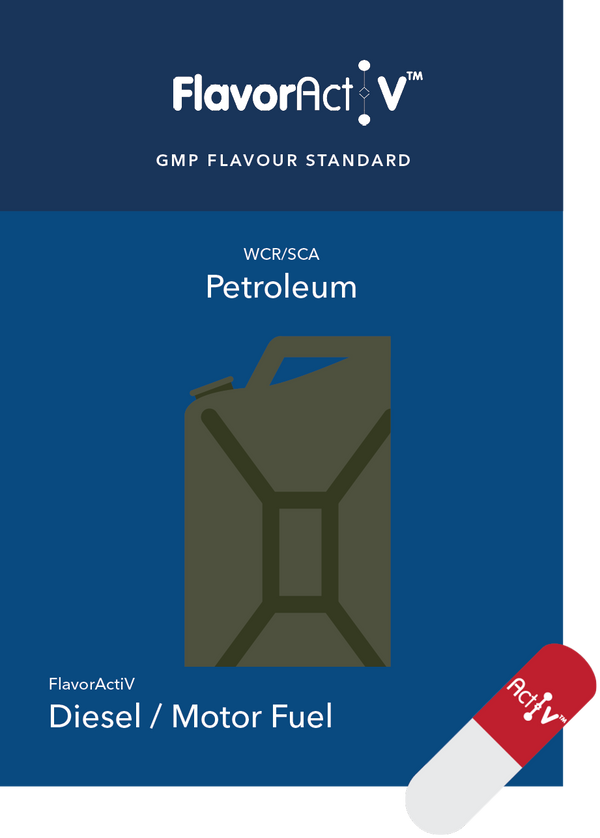 Petroleum Coffee Flavour Standard
