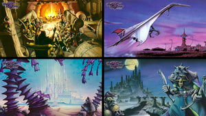 Free Video Call Backgrounds | Rodney Matthews Studios