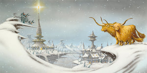 In the Bleak Midwinter by Rodney Matthews
