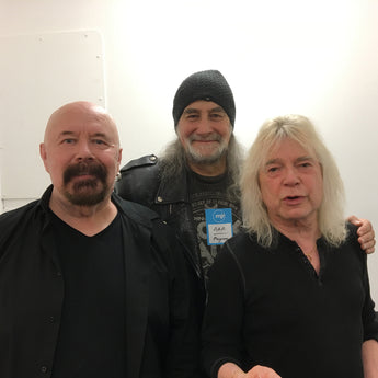 Gig Report: Magnum at the Trinity Centre, Bristol and The Tramshed, Cardiff - 20th and 21st February 2018