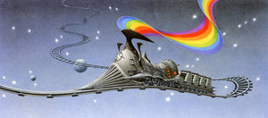 Rainbow of Hope © 2020 Rodney Matthews Studios